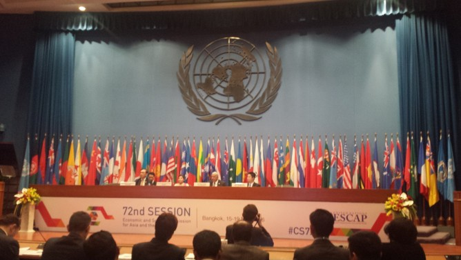 Government Of Mongolia Encourages Lldcs To Accede To The